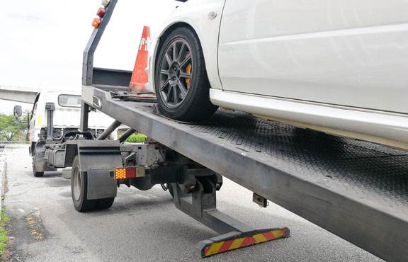 Towing Company Las Vegas
